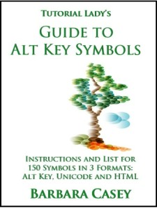 Keyboard Symbols Tutorial
