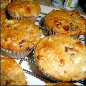 Mouthwatering Mincemeat Muffins