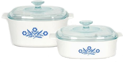 Corningware Pyroceram Set