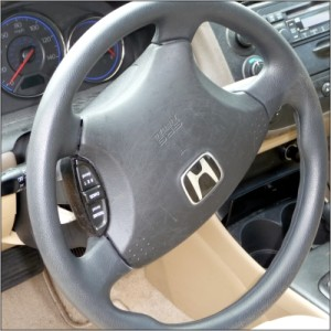 HondaSteeringWheel