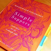 Moosewood Simple Suppers Cookbook