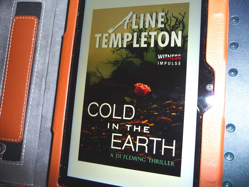 Cold in the Earth by Aline Templeton