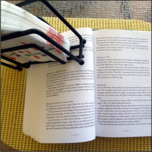 Bookholder-Napkins