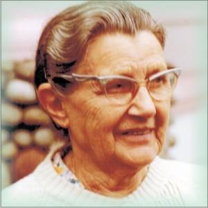 My Finnish grandmother, Alina