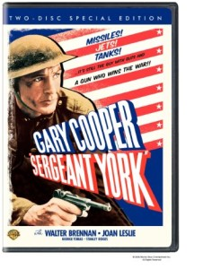 Sergeant York with Gary Cooper