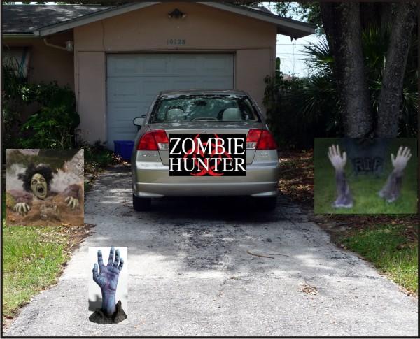 Zombie apocalypse started here